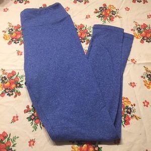 Cornflower blue leggging
